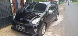 Toyota Agya Trds Matic Low Km Istimewa