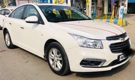 Chevrolet Cruze 2017 Diesel Good Condition