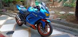 ninja 250 modif
