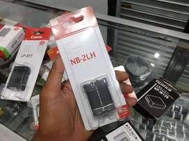 baterai canon NB-2LH new