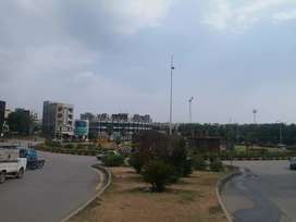 B Block 10 Marla Plot for SALE Phase-8 Bahria Town