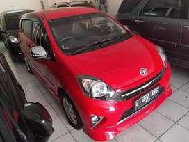 Toyota Agya TRD 2015 matic Cash and Credit