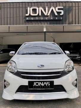 MURAH 2017 Toyota Agya G TRD MATIC   at automatic