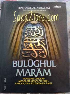 Bulughul Maram, Ibn Hajar Al Asqalani, Mizan (hard cover)