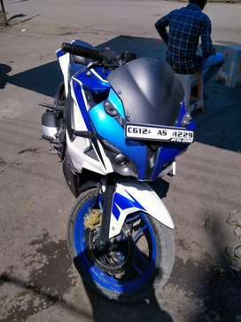 Pulsar RS 200 quick selling