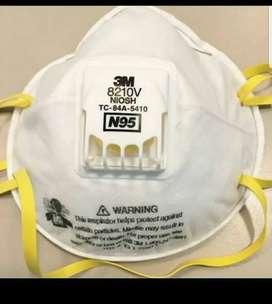 3M N-95 Venus N-95 Mask available in bulk Quantity