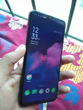 Oppo f9 pro.6gb..64.rom.. new condition.one month warranty left.