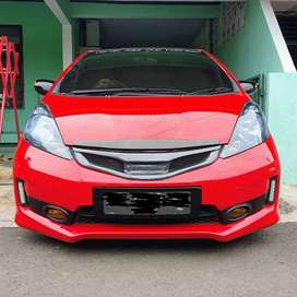 Jazz RS AT GE8 Facelift 2011 Merah