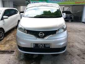 Nissan Evalia Xv 2013 Automatic antik km 89rb