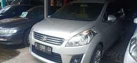 Suzuki Ertiga Gx Matic 2014