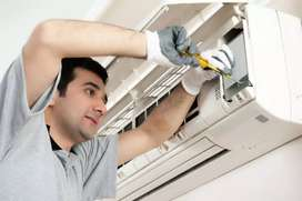 Required AC technician salary will be given as per your experience