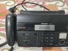 Panasonic Fax Machine-KX-FT981
