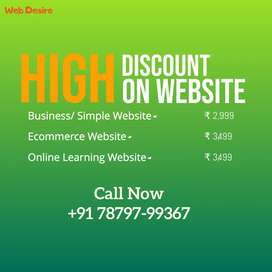 Business Website in Rs. 2999