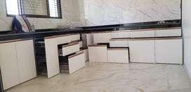 Modular Kitchen trolley all type of Furniture &SS works  bajaj  fnc av
