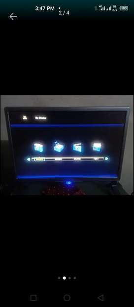 Led tv with core 2 core system