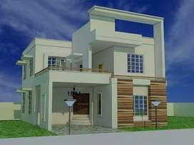 2bhk independent house near bus depot