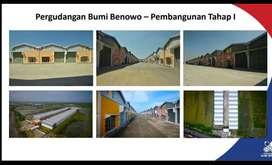 Ruko Lokasi Strategis Area Pergudangan Bumi Benowo, Romokalisari