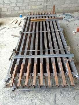 Jual cetakan buis beton uditch pagar panel cansten barier