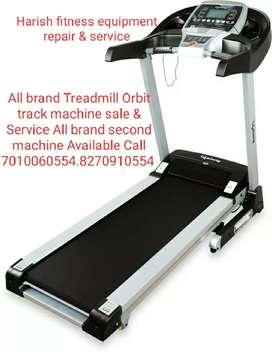 All brand Treadmill Orbit track machine sale & service