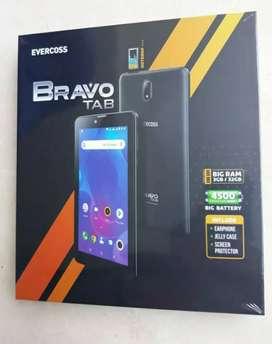 EVERCOSS BRAVO TAB 4G LTE - 3GB RAM 32GB ROM Micro SD 7 Inch