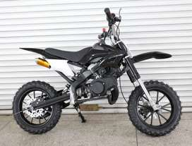 Dirt Bike For Kids Age 5-13 Petrol 50cc (Mud Bike)