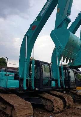 Jual Alat Berat Excavator Kobelco SK200 tahun 2012