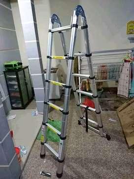 Tangga lipat portabel murah, tangga lipat telkom