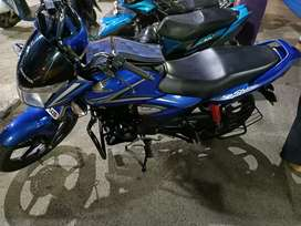 Brand New condition cb shine for sale 2019 model.single owner