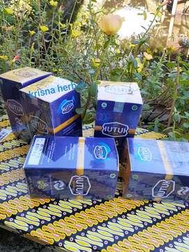 Kapsul kutuk naturafit herbal
