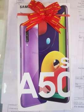 A50s 4gb 128gb shield pack