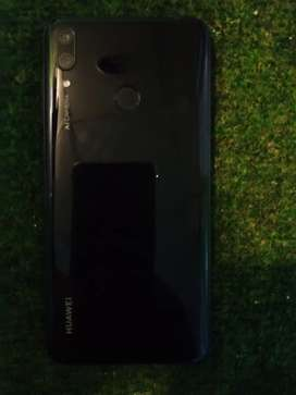 Huawei y7 for sale in good condition with good bettry timeing