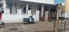 Semi furnished -2BHK house on rent.