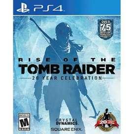 Game digital original ps4 rise of tomb rider