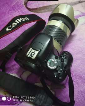 Canon Rebel t3i with 18-135 mm wide angle lens