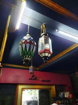 Lampu cafe bikin keren ruang tamu original