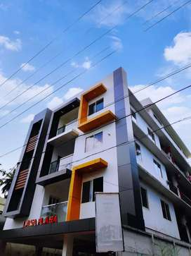 2bhk flat for sale in koorkencherry for 38lakhs
