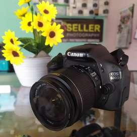 CANON EOS 600D black