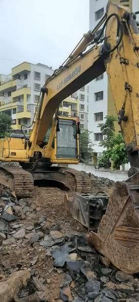 Pc 200 excavator foe sell