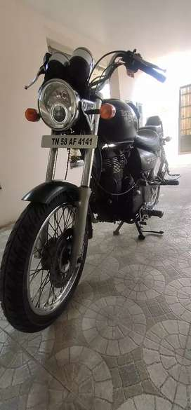 Royal Enfield Thunderbird 500cc