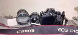 Camera canon EOS 550D