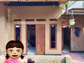 Rumah kampung murah 350 jt,luas tanah besar