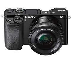 Cash/Kredit SONY A6000 Kit 16-50mm OSS Kamera Mirrorless