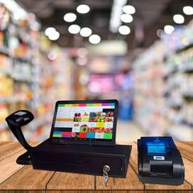 Mesin kasir Android POS buat Kelontong/Retail