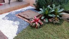 Terbaik jasa dekorasi taman rumah-dekorasi taman halaman rumah