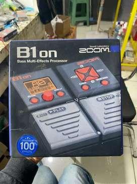 Jual cepat + murah Efek Bass Zoom B1on