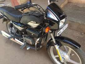 My motorcycle sale