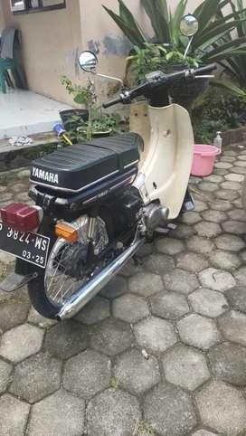 Yamaha V80 tahun 1982