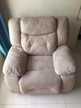 Rocking Recliner Sofa