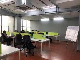 Corporate 1000 Sqft Office For Rent Near Walvekar Lwan