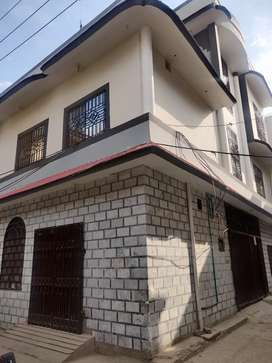 Dhamial camp 7 marla triple story  invester rate 40 thousand rent